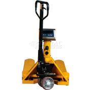 Wesco® Pallet Jack Scale Truck 272938 22-1/2 x 47-1/4 5000 Lb. Capacity