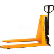 "Wesco Non-Telescoping Manual High Lift Pallet Truck 272463 2200 Lb. 27"" Forks"