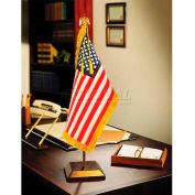 Presidential US Miniature Flag Desk Set