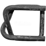 """Strapping Buckles Phosphate Coated For 1-1/4"""" Woven Cord Strap, 500 Pack"""