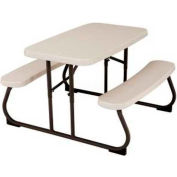 Lifetime® Kids Folding Picnic Table - Almond
