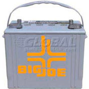 Battery for Big Joe® 3000 Lb Pallet Truck Global #242071 (New Style)