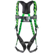 Miller AirCore™ Harness, Quick-Connect Buckle, Green, AC-QC/UGN