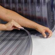 "Chase Doors PerfaStrip™ Loc-Rib™ PVC Strip 12X120LRPERF, 12"" W, .120"" Thick, 10' L"