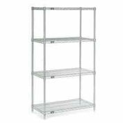 "Nexelate Wire Shelving 60""W x 24""D x 54""H"