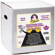 Bare Ground Calcium Chloride Pellets W/ Traction Granules - 40 lb. Box CCPSG-40