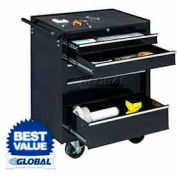 Global™ Industrial 5-Drawer Tool Chest w/ 69-Piece Tool Set