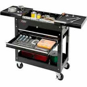 Global™ Industrial 2-Drawer Tool Cart w/ 69-Piece Tool Set