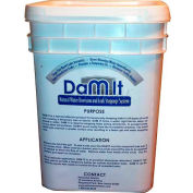Palisades Atlantic DAM IT Water Barrier/Diversion System - 35 Lb. Pail - 101