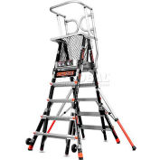 Little Giant® Aerial Safety Cage 5'-9' - 18509
