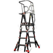 Little Giant® Compact Safety Cage 4'-6' - 18504