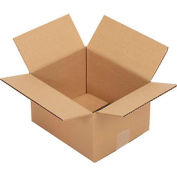 "Corrugated Boxes 25 Pack 10"" x 8"" x 6"" Single Wall 32 ECT"