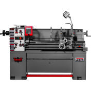 JET® 311447 EVS-1440B EVS Lathe with Acu-Rite 203 DRO, Taper Attachment & Collet Closer