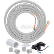 "25' Installation Kit For Split Systems, 3/8"" Liquid Dia, 5/8"" Suction Dia"