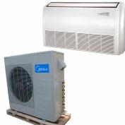 MultiZone Split AC w/ 2 Indoor Floor/Ceiling Units 18KBTU Cool/Heat & 36KBTU Outdoor Unit