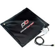 Powerblanket® Extra Hot Flat Heating Blanket, 2'Lx2'W, 120V