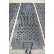 "HOT-Blocks Outdoor Heated Anti-Slip Stair Tread Mat-11""X38"" 240v"