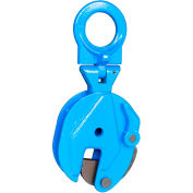 Vertical Plate Clamp Lifting Attachment 4000 Lb. Capacity