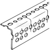 Kindorf Ra22512 12' Right Angle Slotted Metal Framing. Designed For HD Applications
