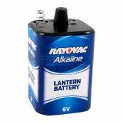 Rayovac® 806 6V Spring Terminal Alkaline D Cell Lantern Battery - Pkg Qty 6
