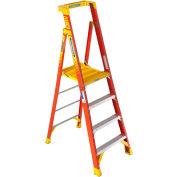 Werner 4' Type 1A Fiberglass Podium Ladder - PD6204