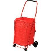 Sandusky® Folding Shopping Cart FSC3012 12-3/4 x 11-1/2 x 37