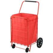 Sandusky® FSC4021 Folding Shopping Cart 21 x 25 x 40