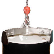 Wesco® Stainless Steel Universal Drum Lifter 240063 1000 Lb. Cap.