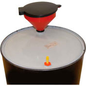 Wesco® Drum Funnel with Lockable Cover 272140