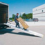 "Magliner® Retractable Underbody Truck Slider® Ramp & Track 24""Wx12'L SR2412"