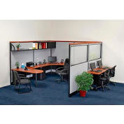 Pre-Configured Office Workstations & Cubicles, Manager Station