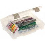 "Plano ProLatch™ StowAway® Open Compartment Box, 9""L x 7""W x 2""H, Clear - Pkg Qty 2"