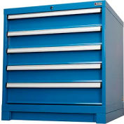 Cabinet Base for Paramount™ Modular Drawer Cabinet, Blue