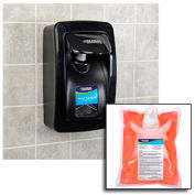 Global Industrial™ Hand Soap Starter Kit W/ FREE Dispenser - Black