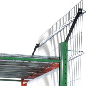 "Aisle Shield Extension Bar 24"""