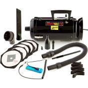 DataVac® 2 ESD Anti-Static Vacuum Blower, 2-Speed 1.17 HP DV-2-ESD1