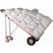 """Magliner® TPAUAC Aluminum 3-in-1 Hand Truck with 10"""" Microcellular Wheels"""
