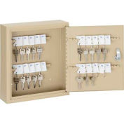 Global™ Key Cabinet - 60 Keys, Sand