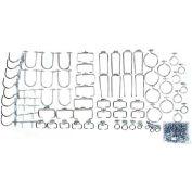 75 pc Value Pack - Locking Pegboard Hooks