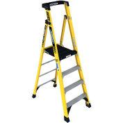 Werner 4' Type 1AA Fiberglass Podium Ladder - PD7304
