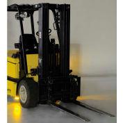 Vestil Forklift Pedestrian LED Warning Light Kit LT-LIGHT-4