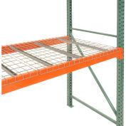 "Pallet Rack Wire Decking 46""W x 42""D (2500 lbs cap) Gray"