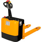 Global Industrial™ Self-Propelled Electric Pallet Jack Truck 3300 Lb. Cap. (2) 95AH Batteries