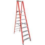 Louisville 6' Type 1A Fiberglass Pro Platform Step Ladder - FXP1706