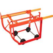 """Modern Equipment MECO W12SS Wizard Drum Cradle 4"""" Steel 1000 Lb. Cap."""