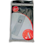 Hoover® Standard Type A Bag for C1431-010 Guardsmen Bagged Upright Vac, 3/Pack - 4010001A - Pkg Qty 12