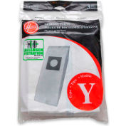 Hoover® Type Y Allergen Bag for U5140900, U6485900, CH53005, C1703-900 Vacs, 3/Pack - 4010100Y - Pkg Qty 12