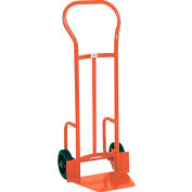 Modern Equipment MECO 82H Heavyweight Shovel Hand Truck Mold-On Rubber 1000 Lb.