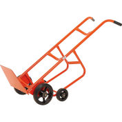 Modern Equipment MECO 54VR 4-Wheel Warehouse Hand Truck Mold-On Rubber 1000 Lb.