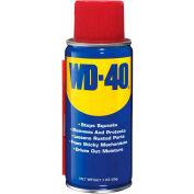 WD-40® Multi-Use Aerosol Lubricant - 3 oz. Handy Aerosol Can - 110108 - Pkg Qty 12